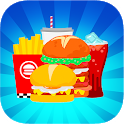 Burger Tycoon - Incremental Idle Games Simulator icon