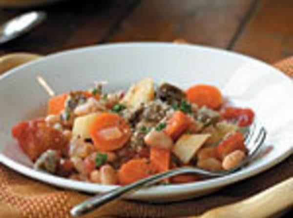 White Bean Cassoulet Recipe