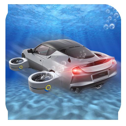 Floating Underwater Car Sim (game)