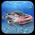 Floating Underwater Car Sim