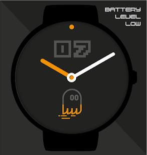 Ghost - Watch Face w/ Complications- screenshot thumbnail