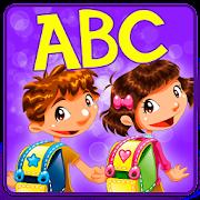 Алфавит, азбука - учим буквы, слова для детей