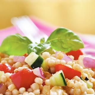 Bruschetta Couscous Salad