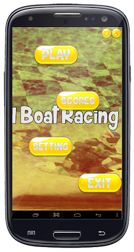 Speed Boat Racing Game