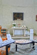 Photo: Vitt - in der Kapelle (HDR - Foto)