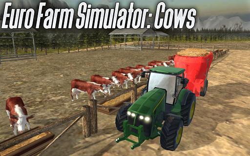 ud83dude9c Euro Farm Simulator: ud83dudc02 Cows 2.3 screenshots 1