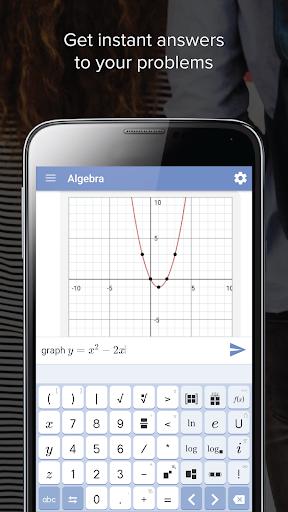 Mathway screenshot 4