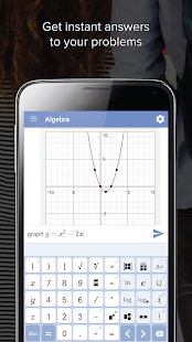 Mathway Combinations on phone case, how graph,