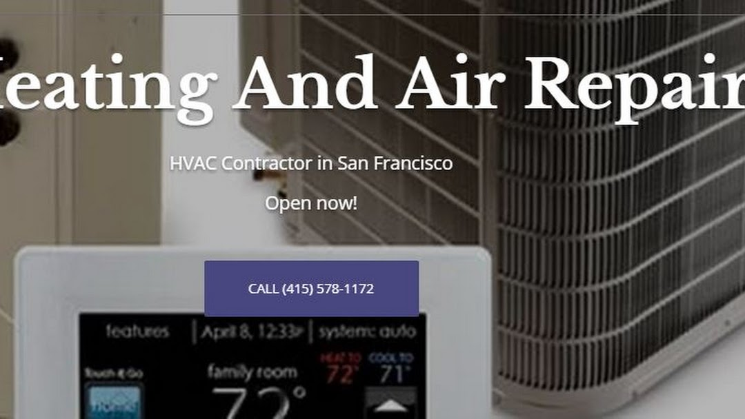 G Heating And Air Repair Hvac Contractor In San Francisco