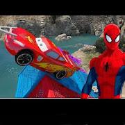 Lightning Cars Stunt Racing: McQueen Car Race