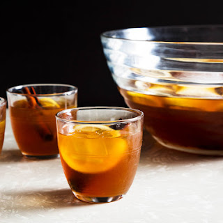 Make-Ahead Fig and Cinnamon Punch.