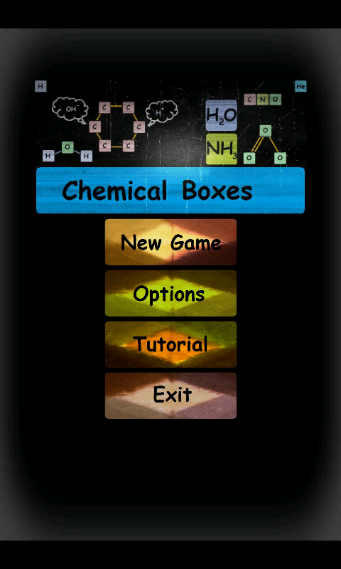Chemical Boxes- screenshot