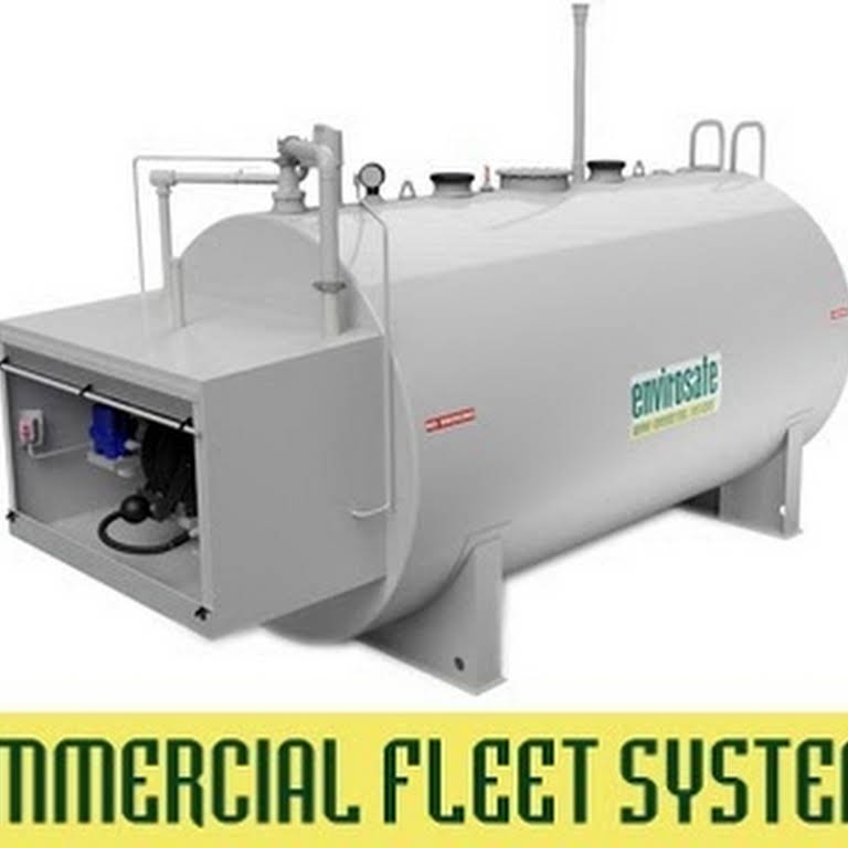 Envirosafe Above-Ground Fuel Systems - Above Ground Fuel