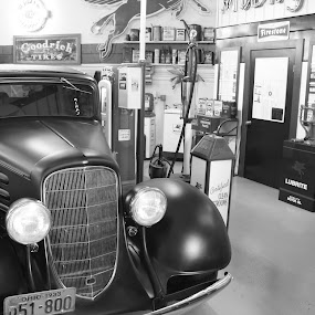 The Station by John Fisher - Transportation Automobiles