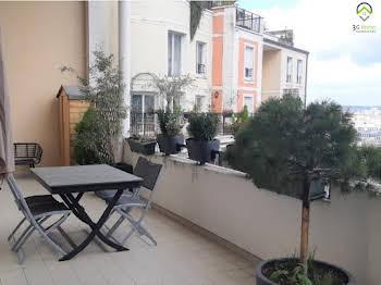 Appartement meublé 4 pièces 112,14 m2