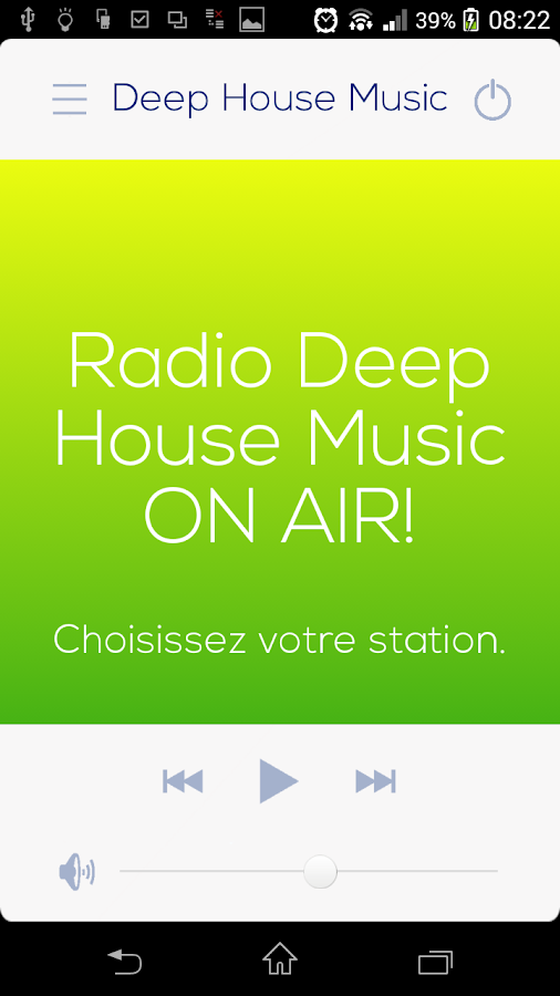 Deep house music radio android apps on google play for Good deep house music