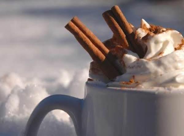 Starbucks Signature Salted Caramel Hot Chocolate