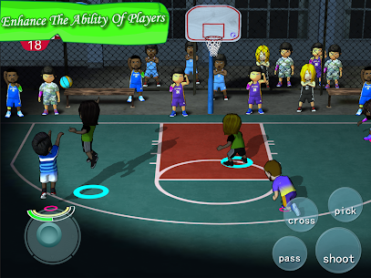 Street Basketball Association 9