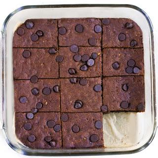 Almond Butter Brownies – Flourless & Vegan.
