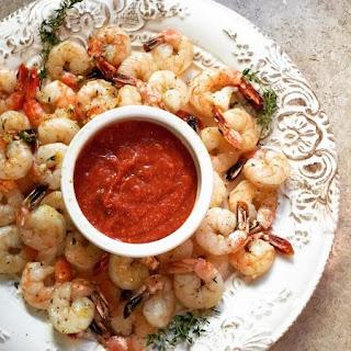 Garlic Tabasco Sauce Shrimp Recipes