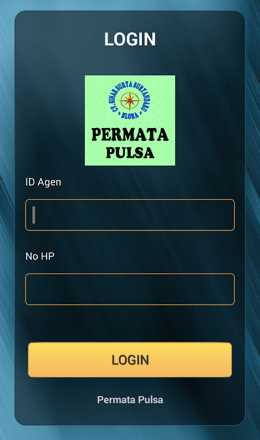 Permata Pulsa- screenshot