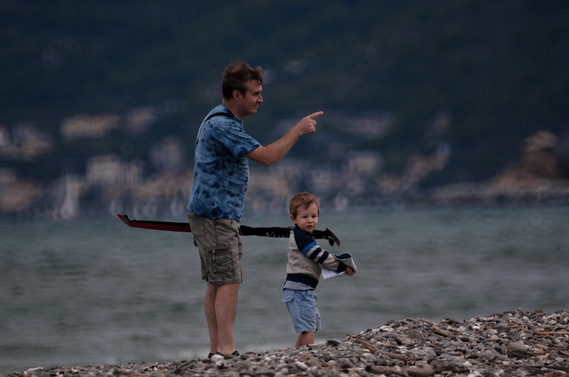 me and my father di Zerosedici