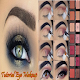 tutorial eye makeup (app)