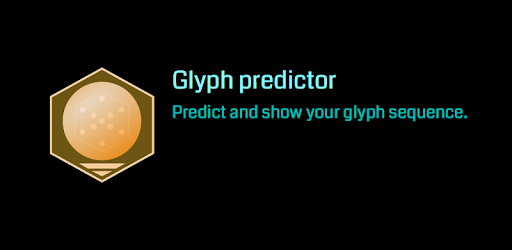 Glyph predictor - Apps on Google Play