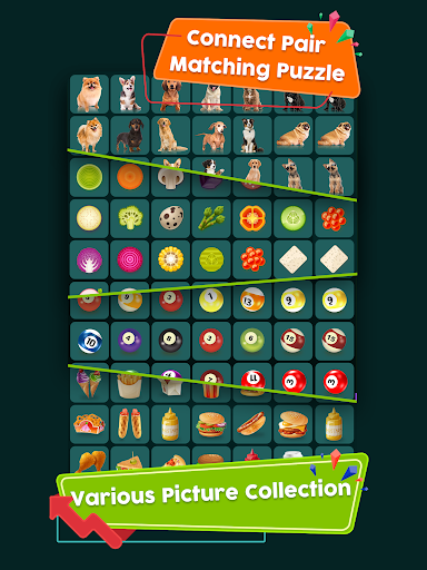 Connect 3D - Pair Matching Puzzle Screenshots 10