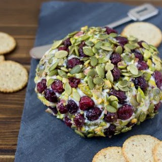 Sweet Jalapeño Cheese Ball
