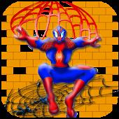 Spider Climb Wall