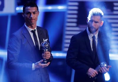 """Cristiano Ronaldo manque à Lionel Messi : """"C'était bien qu'il soit là"""