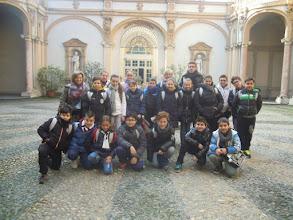 """Photo: 19/02/2015 - Istituto comprensivo """"Cairoli"""" di Torino. Scuola elementare, classe V B."""