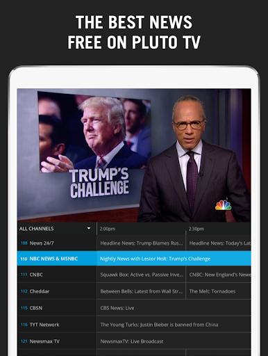 Pluto TV - Itu2019s Free TV  screenshots 11