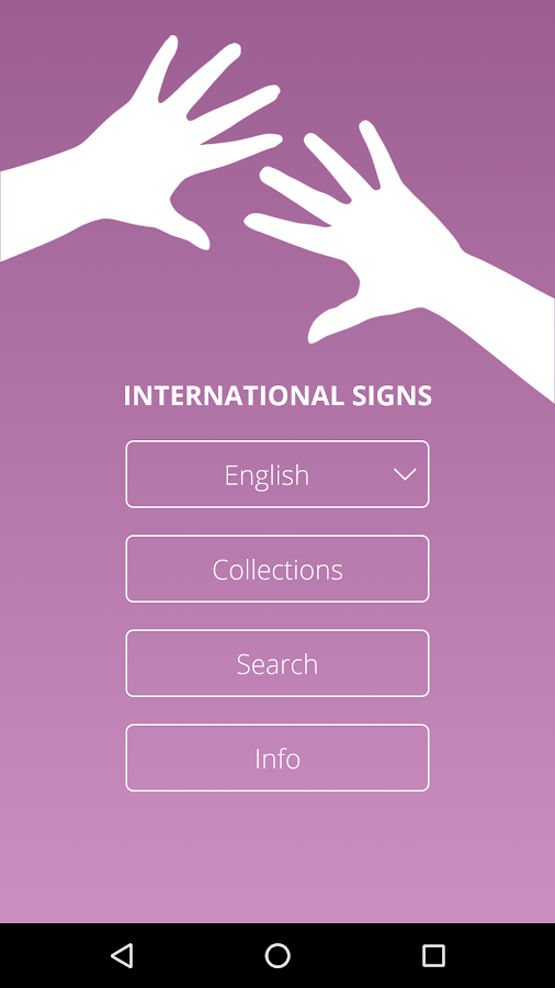 International Signs- screenshot