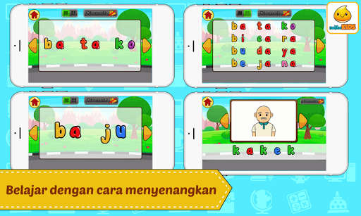 Belajar Membaca Lancar  screenshots 3