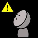 GPS-Alarm (Lost Signal) icon