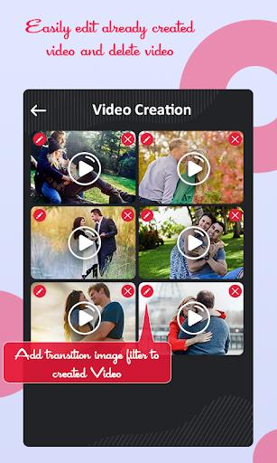 Video Maker : Video Editor screenshot 4