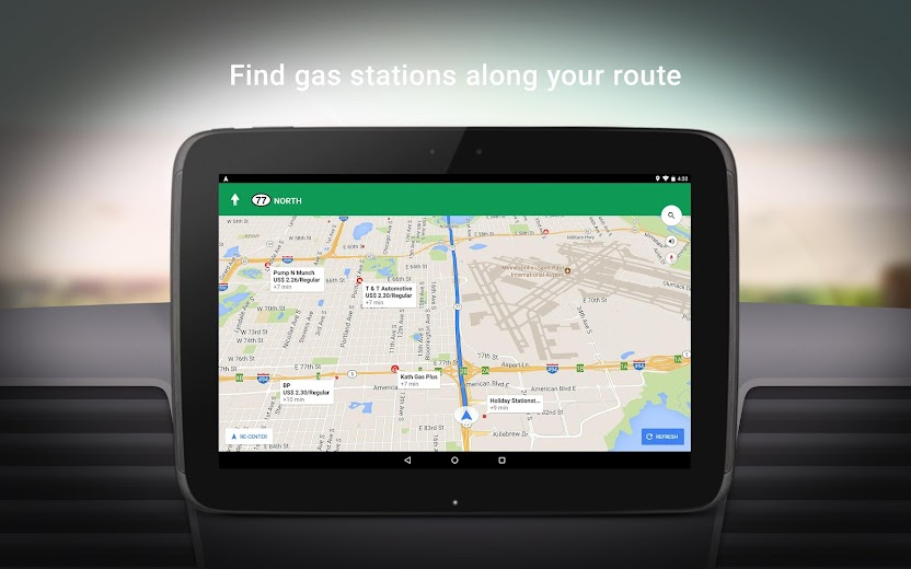 Screenshot 10 for Google Maps's Android app'