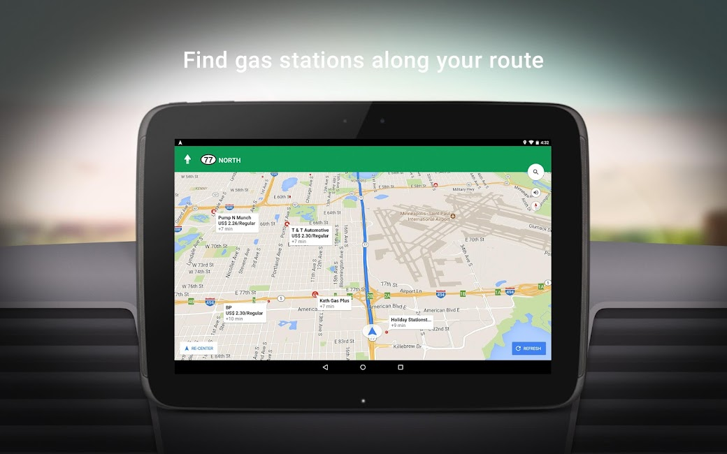#11. Maps - Navigation & Transit (Android)