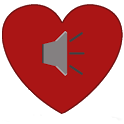 HeartSounds: Stethoscope Lite icon