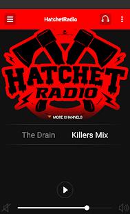 HatchetRadio for PC-Windows 7,8,10 and Mac apk screenshot 2