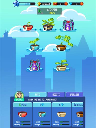 Merge Money - I Made Money Grow On Trees screenshots 11