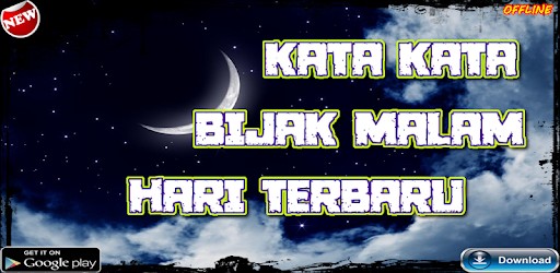 Kata Kata Bijak Malam Yang Indah On Windows Pc Download Free