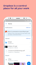 Dropbox APK screenshot thumbnail 1
