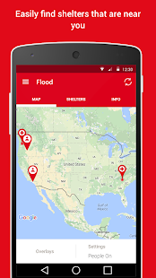 Flood - American Red Cross- screenshot thumbnail