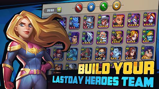 Télécharger Heroes Legend: Idle RPG apk mod screenshots 3