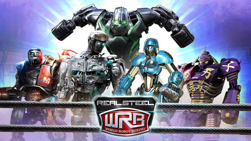 Real Steel World Robot Boxing v30.30.831 [Mod Money/Ad-Free]