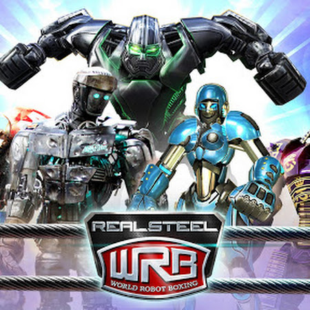 Real Steel World Robot Boxing v31.31.873 [Mod Money/Ad-Free]