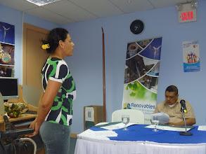 Photo: Asamblea General de RENOVABLES - Presidente Marlyng Buitrago y VicePresidente Jaime Munoz